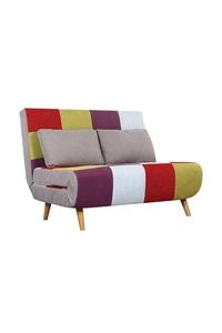 Product Καναπές Κρεβάτι Patchworkι Σάρα base image