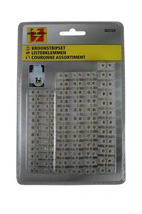 Product Κλέμες 6 Σειρές 1.5 - 2.5, 2.5 - 6, 6 - 8mm Bellson 002124 base image