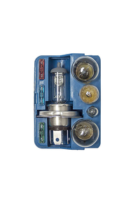 Product Λάμπες 12V H4 Σετ 8 τεμ. Hoff Car Parts 004309 base image