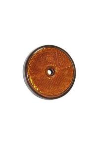 Product Αντανακλαστικό Στρόγγυλο Πορτοκαλί 60mm Benson 000489 base image