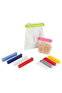 Product Κλιπς Για Σακούλες Σετ 10 τεμ. Benson 008330 base image