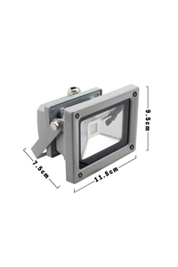 Product Προβολέας LED 10W RGB Με Τηλεχ/ριο Hofftech 009985 base image