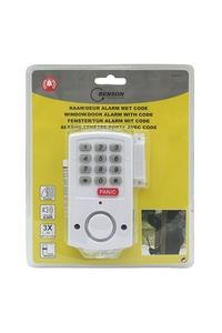 Product Συναγερμός Πόρτας/Παραθύρου Με Κωδικό 100dB Benson 010131 base image