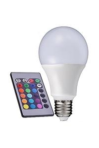 Product Λάμπα LED Ε27 4W Με Εναλλαγή Χρωμ. & Τηλεχειριστήριο Bellson 010653 base image
