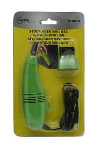 Product Σκουπάκι Μίνι USB Benson 010678 base image