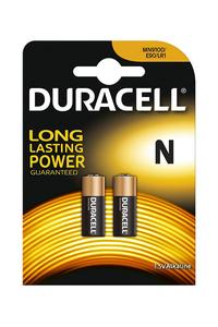 Product Μπαταρίες Αλκαλικές N MN9100 LR1 Duracell Σετ 2 τεμ. base image