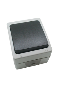 Product Διακόπτης Εξωτ. Χώρου Αδιάβροχος Bellson 011001 base image