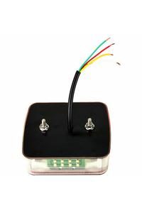 Product Φανάρι Τρέιλερ Πίσω 18 LED 100x90x35mm Benson 011389 base image