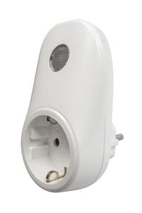 Product Πρίζα Σούκο Με Αισθητήρα Φωτός Bellson 011603 base image