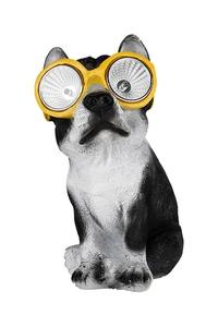 Product Ηλιακό Φωτιστικό LED Σκύλος Με Γυαλιά Hi 70354 base image