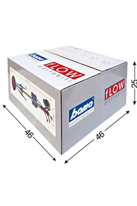 "Product Καλόγερος ""FLOW"" 170cm Κόκκινος base image"