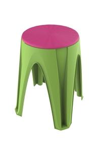"Product Σκαμπό Πλαστικό Με Περιστρ. Κάθισμα ""GIROTONDO"" base image"