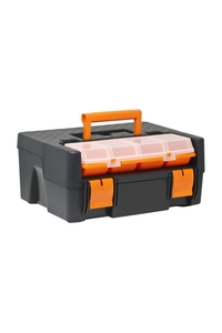 Product Εργαλειοθήκη Πλαστική Με Αποσπώμενη Ταμπακιέρα Nou 00480 base image