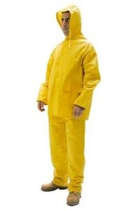 Product Αδιάβροχο Κοστούμι 0.30mm Κίτρινο L Amtech 1173110 base image
