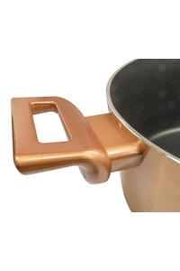 Product Κατσαρόλα Αλουμινίου Αντικολλητική Φ24cm Prima 15320c base image