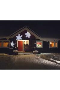 Product Προβολέας LED Χριστουγεννιάτικος Χιονονυφάδα Hi 76633 base image