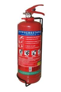 Product Πυροσβεστήρας Αυτοκινήτου Ξηράς Κόνεως 2Lt base image