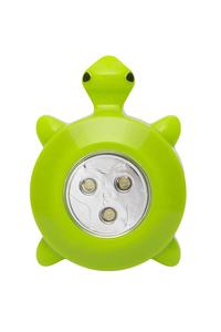 Product Φωτάκι Νυκτός Μπαταρίας LED Χελώνα Phenom 20273B base image