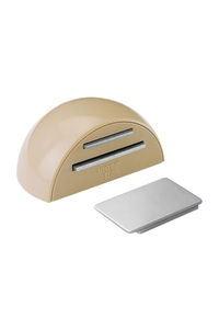 Product Στοπ Πόρτας Μαγνητικό Εκρού Ματ Inofix 2034 base image