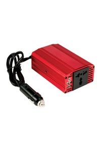 Product Μετασχηματιστής Τάσης Αυτοκινήτου 12V 300W & USB Surtek 20537 base image