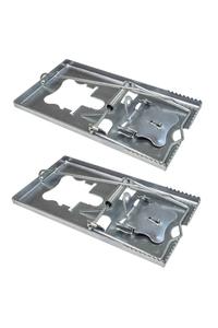 Product Φάκες Μεταλλικές 12x6cm Σετ 2 τεμ. NTI 21054c base image