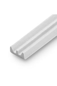 Product Αυτοκόλλητο Μονωτικό Για Πόρτα - Παράθυρο Λευκό Σχήματος Ε Inofix base image