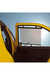 Product Σκίαστρα Roller 45x54cm Με Βεντούζα Σετ 2 τεμ. ProPlus 250013 base image