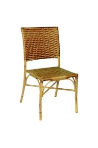 Product Καρέκλα Αλουμινίου Καφέ base image