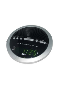 Product Ραδιορολόι Με Διπλό Ξυπνητήρι AEG base image