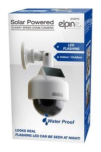 Product Ομοίωμα Κάμερας 360ο Ηλιακό Elpine 31037c base image