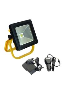 Product Φωτιστικό Εργασίας LED 10W Επαναφορτιζόμενος Roadster 31139c base image