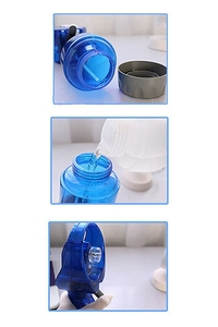 Product Ανεμιστήρας Χειρός Με Ψεκασμό Νερού Elpine 31459c base image