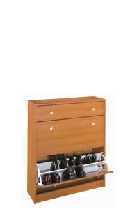 "Product Παπουτσοθήκη Με 2 Πόρτες Και Συρτάρι ""Imola""  base image"