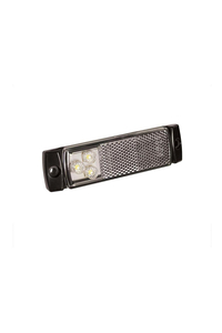 Product Φως Θέσης Μπροστινό Λευκό 12/24V 3 LED 126x30mm ProPlus 343887S base image