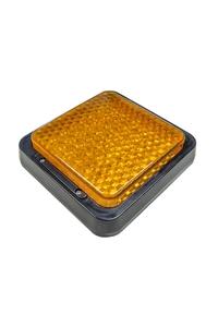 Product Φανάρι 49 LED 10 - 30V Πορτοκαλί All Ride 34471 base image