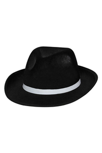 Product Αποκριάτικο Καπέλο Ρεπούμπλικα Μαύρο base image