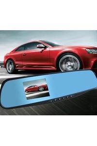 Product Κάμερα DVR Αυτοκινήτου Καθρέπτης 1080p FHD base image