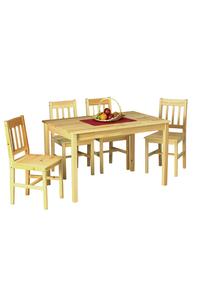 "Product Τραπέζι Με 4 Καρέκλες ""HIMALAYA"" base image"