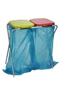 Product Βάση Για Σακούλες Απορ/των Διπλή Hi 39062 base image