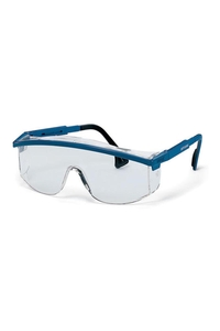 Product Γυαλιά Προστασίας Διάφανα Με Μπλε Σκελετό base image