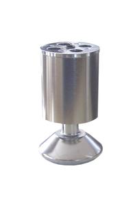 Product Πόδι Γραφείου Στρόγγυλο 100mm base image
