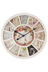 Product Ρολόι Τοίχου Ξύλινο Inart base image