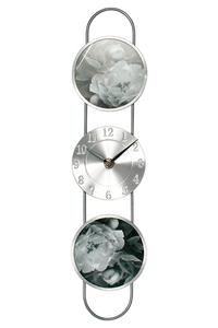 Product Ρολόι Τοίχου Μεταλλικό Inart base image