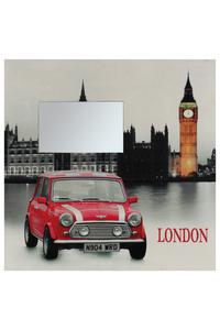 Product Πίνακας London Με Καθρέπτη Inart base image