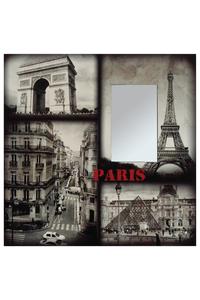 Product Πίνακας Paris Με Καθρέπτη Inart base image