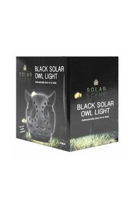 Product Ηλιακό Φωτιστικό Κουκουβάγια Solar Scene K-40543 base image