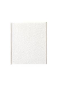 Product Τσοχάκι Επίπλων Αυτοκόλλητο Παραλληλόγραμμο 100x85mm Λευκό Inofix base image
