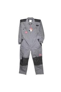 Product Φόρμα Εργασίας Ολόσωμη XL Γκρι-Μαύρο Safeguard 65/35 base image