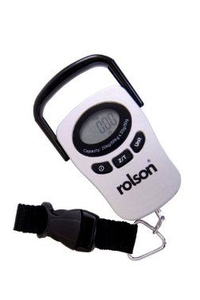 Product Ψηφιακή Ζυγαριά Αποσκευών Rolson 60674 base image