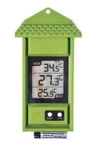 Product Θερμόμετρο Εξώτ. Χώρου Ελάχιστης - Μέγιστης Θερμοκρασίας Verdemax 4467 base image